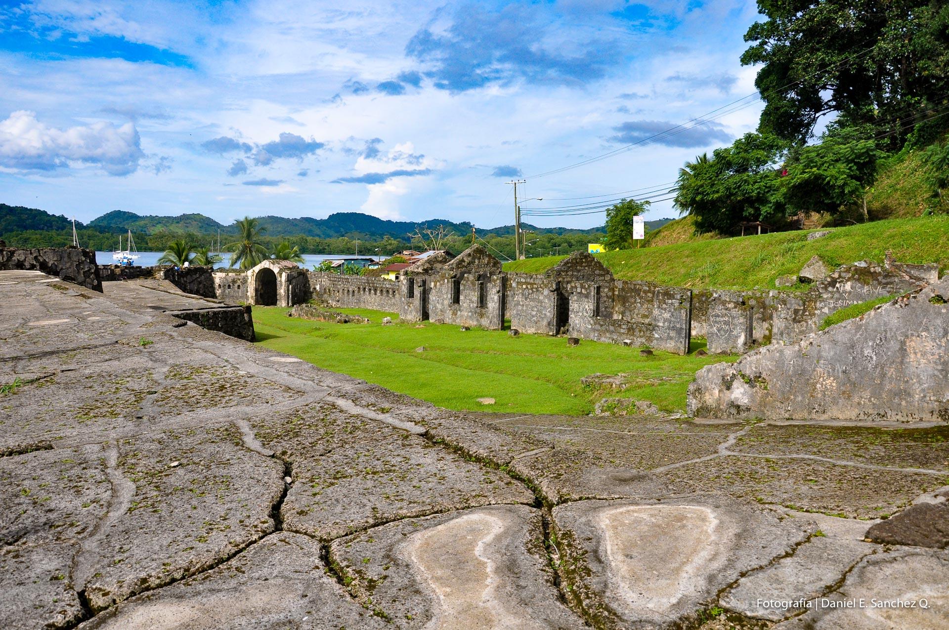 Fuerte Santiago de la Gloria - Portobelo - Provincia de Colón