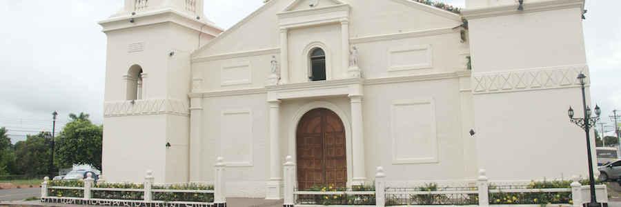 Iglesia de Aguadulce