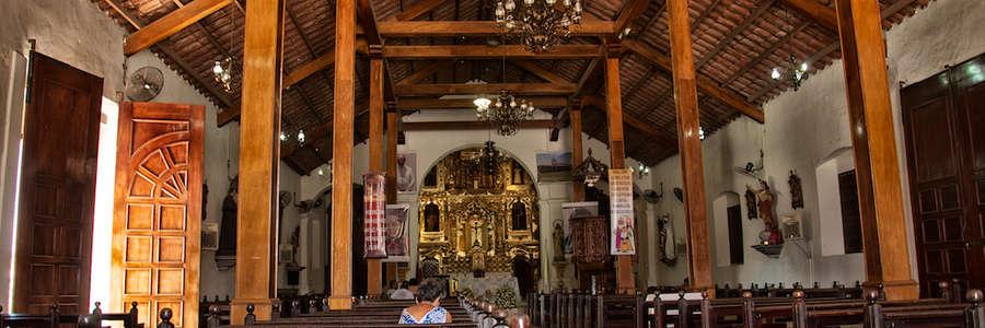 Iglesia de Santa Librada - Las Tablas