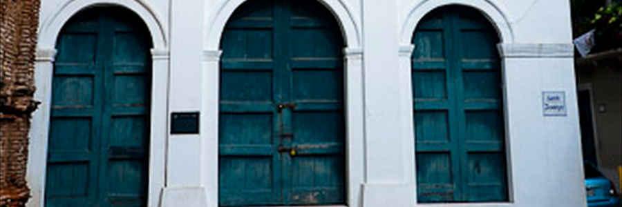 Puertas del Museo de Arte Religioso