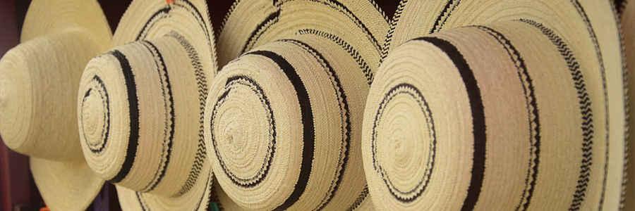 Sombreros de Pintas (Sombrero Pintao)