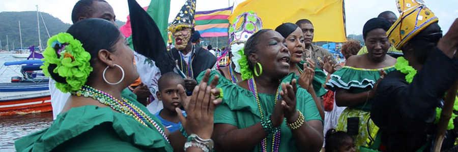 Festival de la Pollera Congo