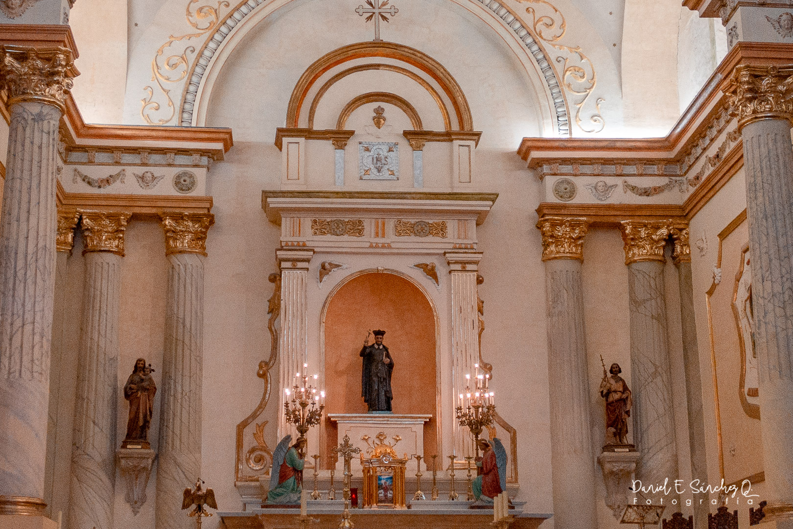 Oratorio San Felipe Neri - Casco Antiguo Panamá