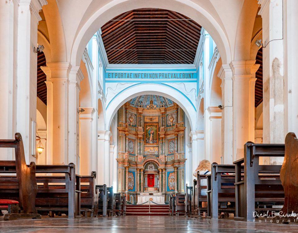 Catedral Metropolitana de Panamá - Casco Antiguo Panamá