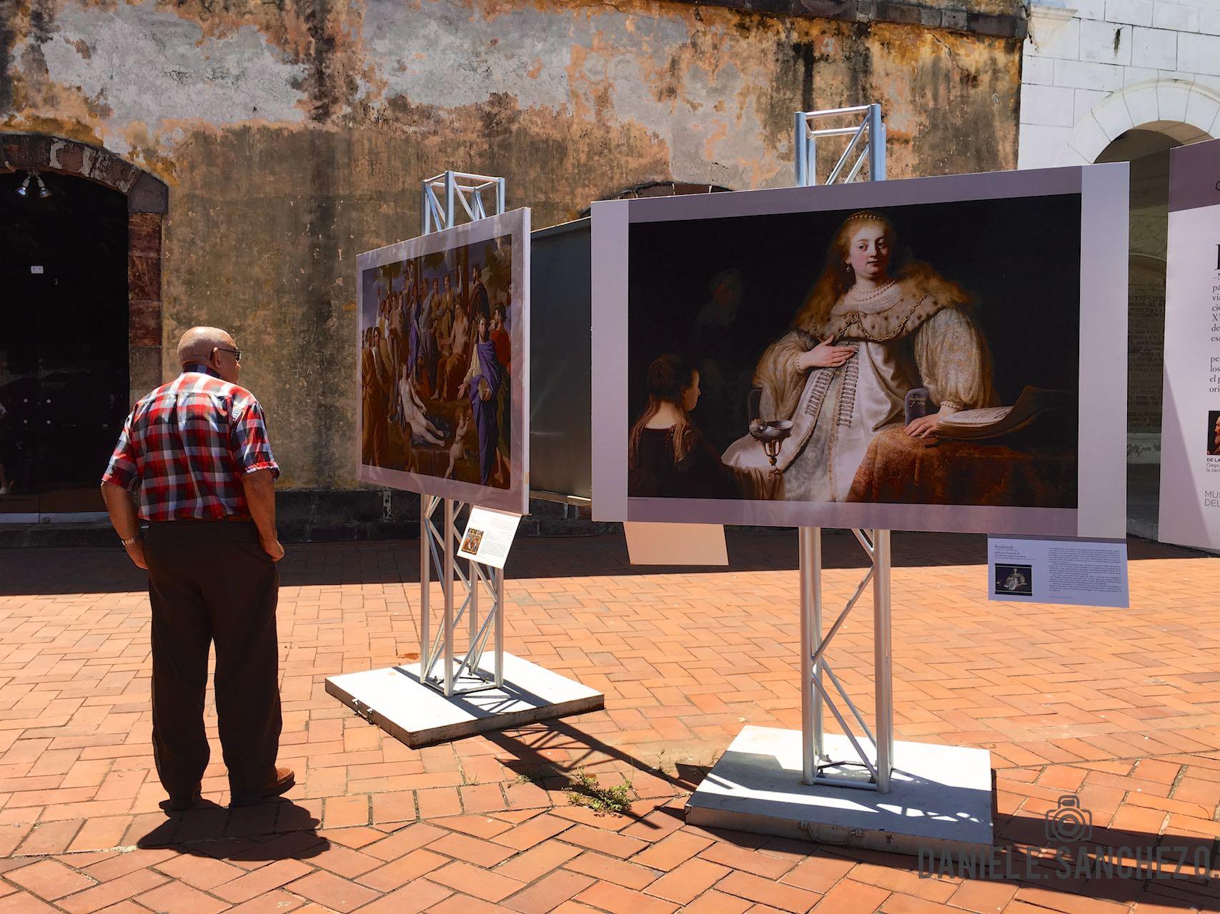 Exposición Museo del Prado - Casco Antiguo Panamá