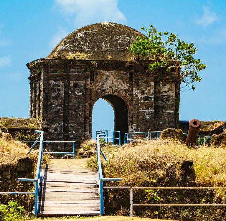 Castillo de San Lorenzo - Provincia de Colón
