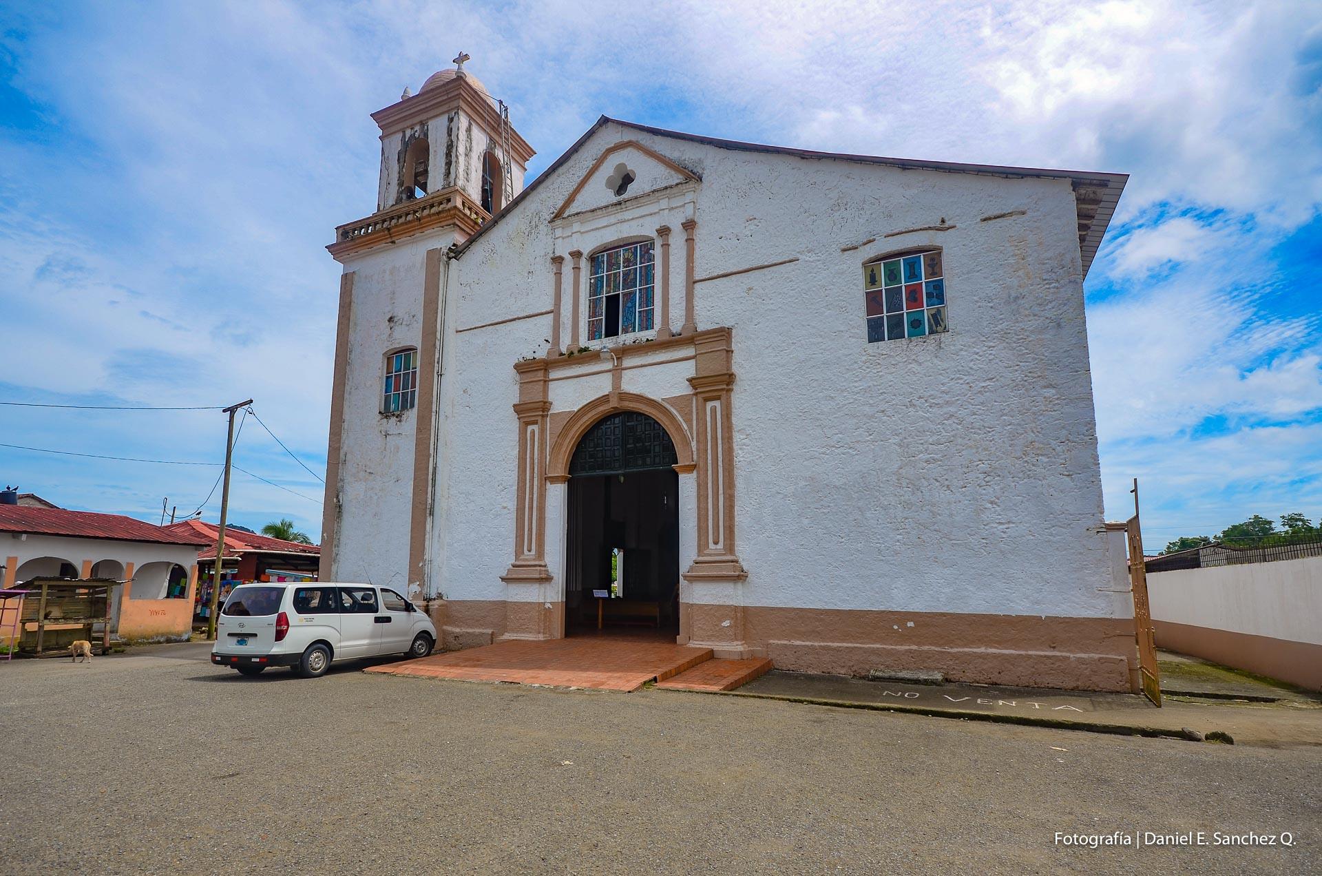 Iglesia San Felipe de Portobelo