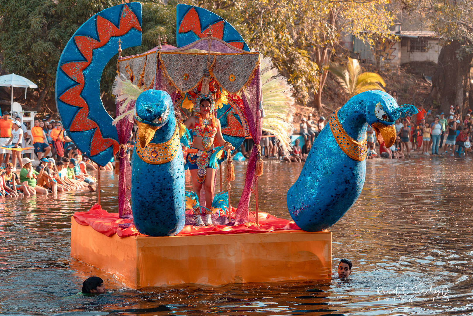 Carnaval Acuático de Penonomé - Provincia de Coclé