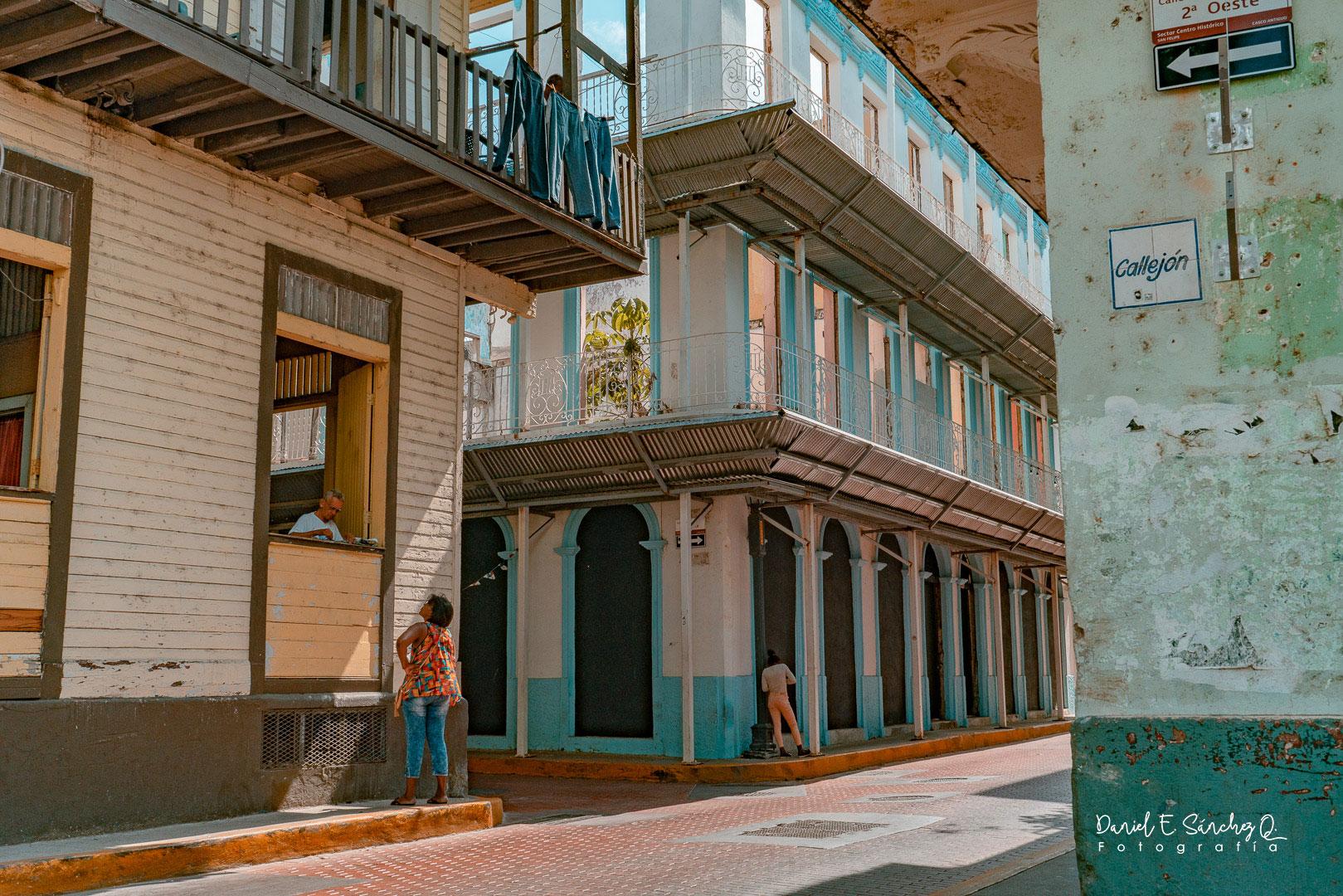 El Callejón - Casco Antiguo