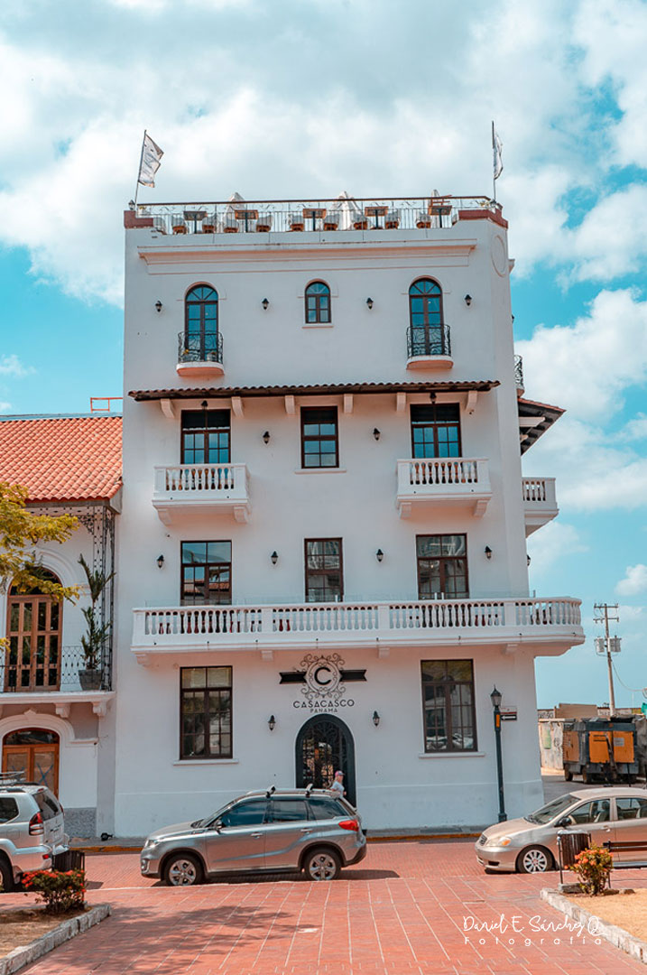 Casa Casco - Casco Antiguo