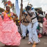 Pollera Congo - Festival de la Pollera Congo - Marzo de 2012
