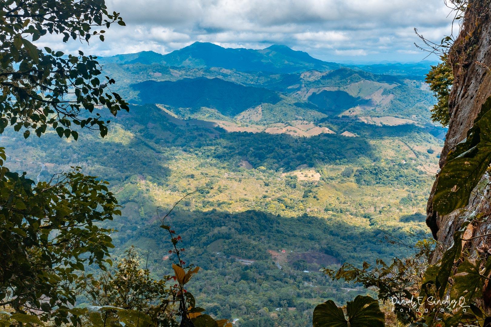 Desde cerro Trinidad
