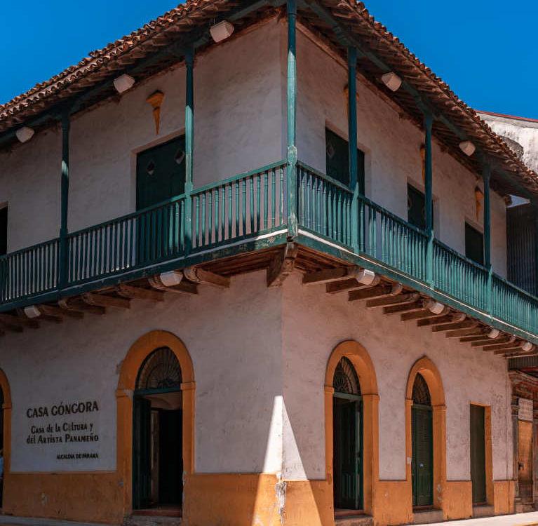 Casa Góngora - Casco Antiguo Panamá