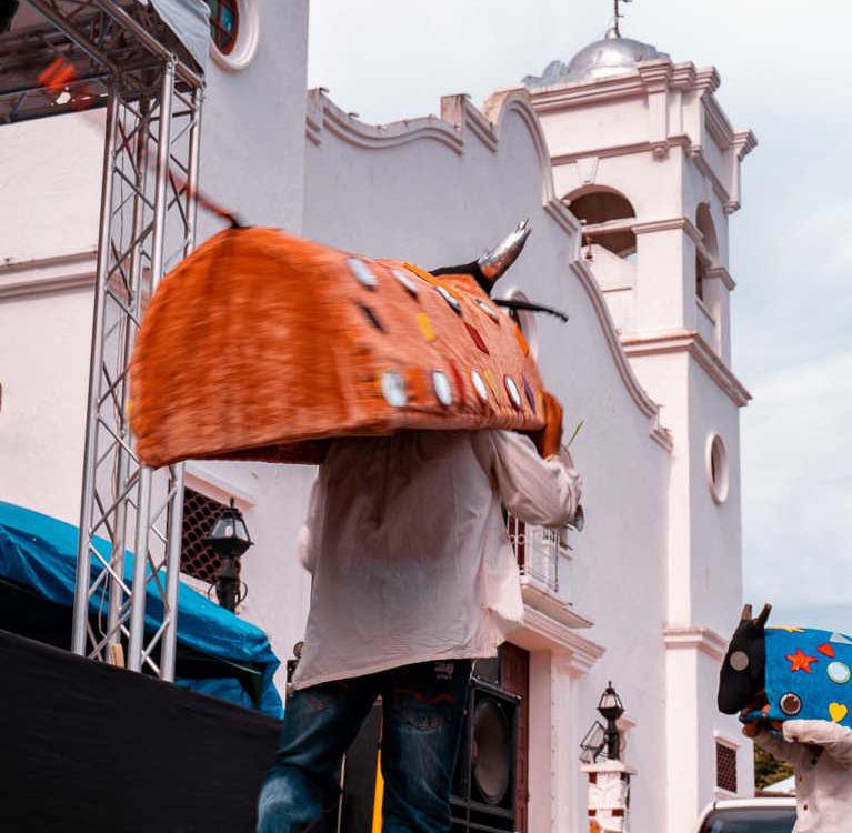 Festival del Toro Guapo de Antón - Provincia de Coclé