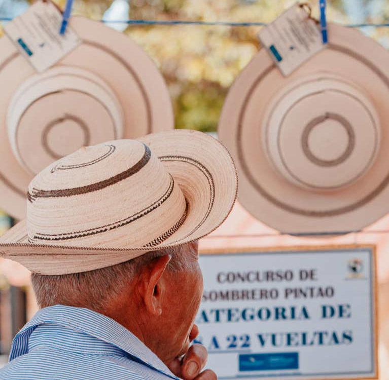 Sombrero Pintao - La Pintada - Coclé