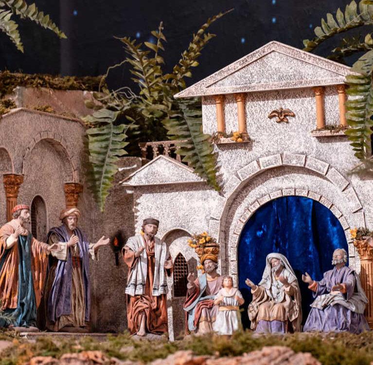 Jesús perdido en el templo - Iglesia San José