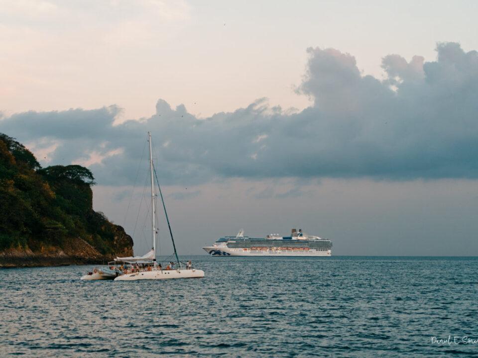 Costa del Océano Pacífico panameño