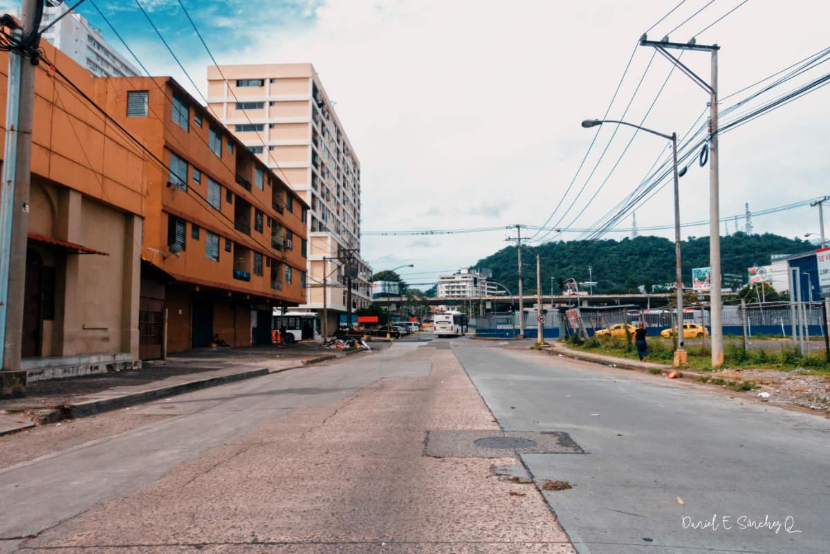 Avenida México - Marañón