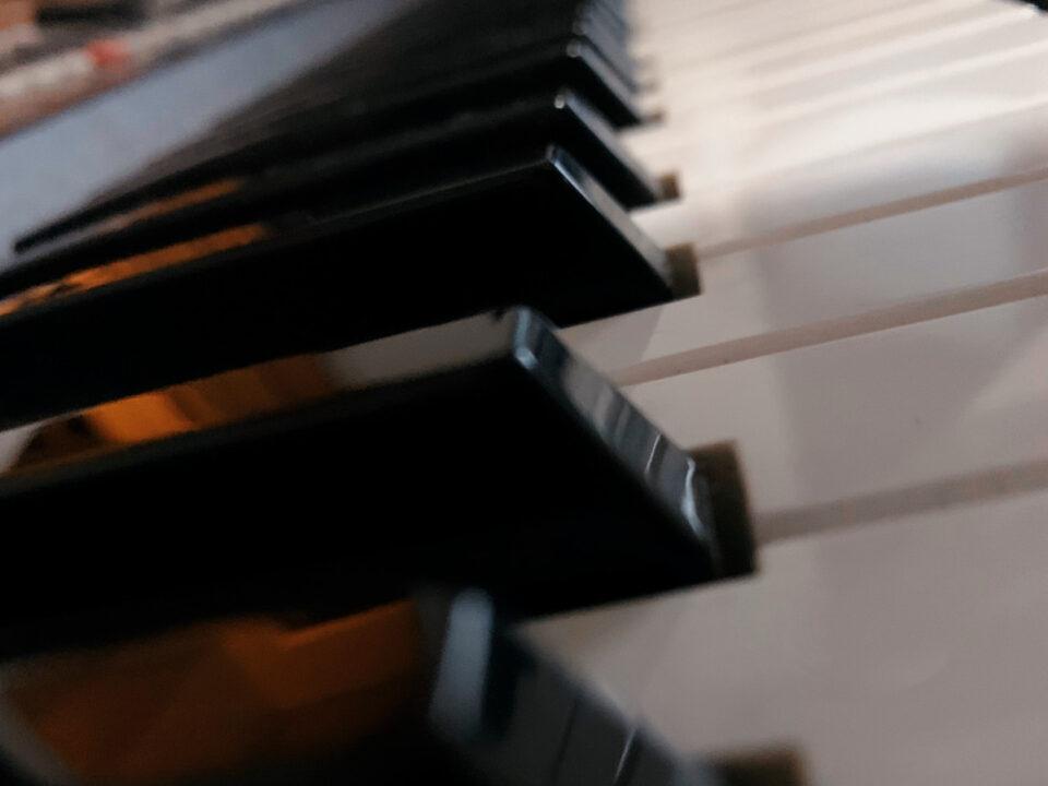 Teclado - música