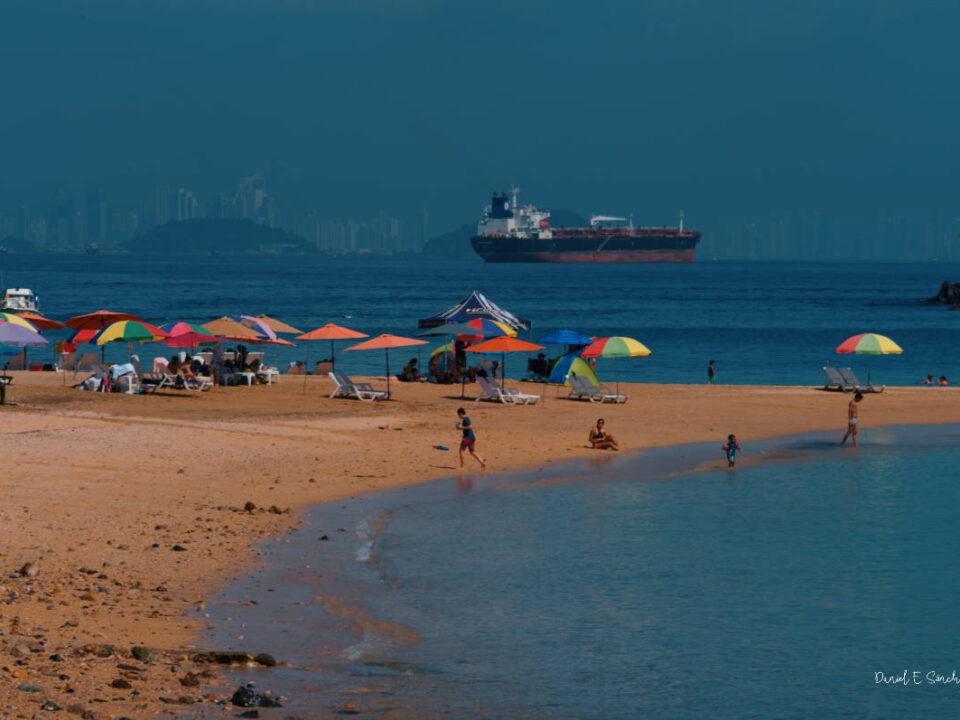Playa La Restinga - Isla Taboga